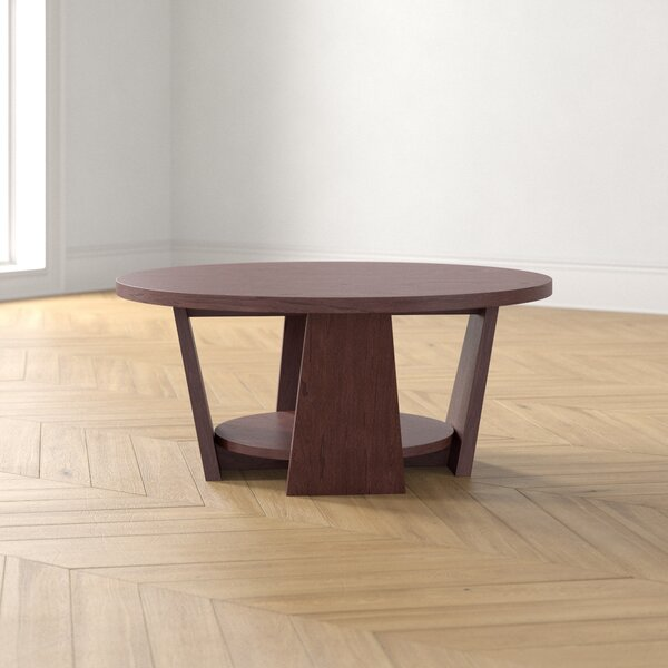Ander Coffee Table With Storage By Foundstone