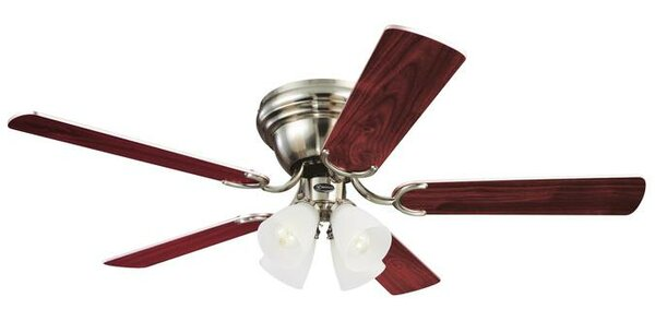 Magnolia 52 5-Blade Ceiling Fan by Charlton Home
