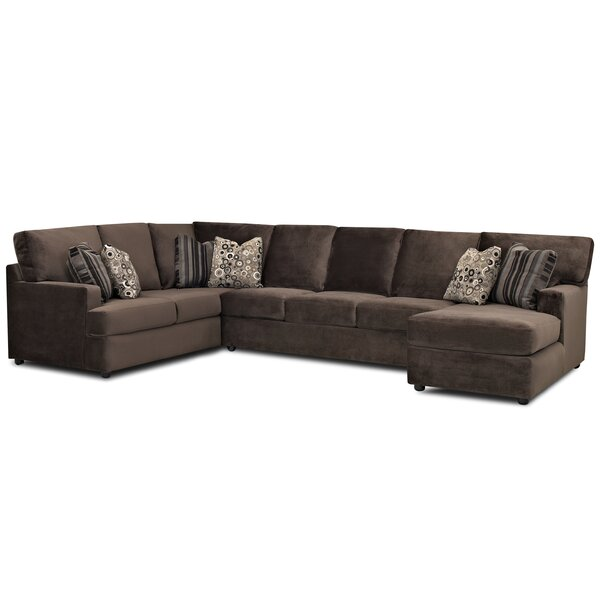 Hieu Left Hand Facing U-shaped Sectional By Red Barrel Studio