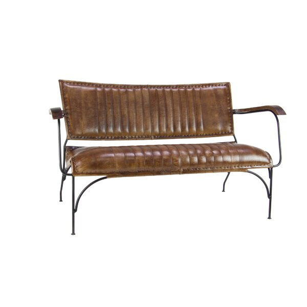 Wrentham Rustic Loveseat by Union Rustic