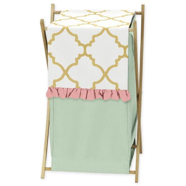 Ava Laundry Hamper by Sweet Jojo Designs