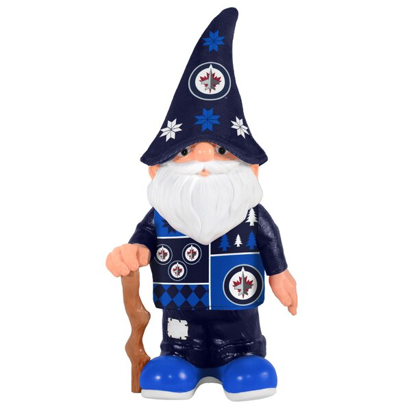 NHL Real Ugly Sweater Gnome Statue by Forever Collectibles