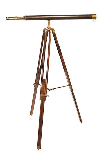 Avalon Decorative Telescope by Authentic Models
