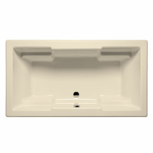Laguna 60 x 36 Air/Whirlpool Bathtub by Malibu Home Inc.