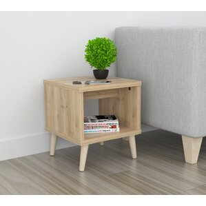 Finlay End Table by Latitude Run