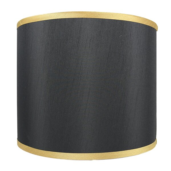 Classic 12 Silk Drum Lamp Shade by Urbanest