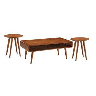 Find a Svenska 3 Piece Coffee Table Set By Boraam Industries Inc