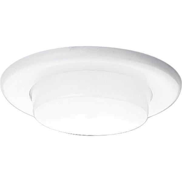 Drop Opal Shower Lens Recessed Trim by Progress Lighting