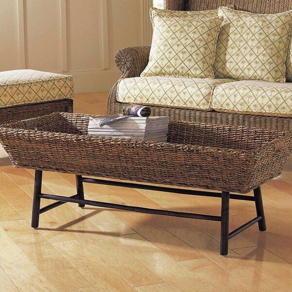 Padmas Plantation Basket Coffee Table & Reviews