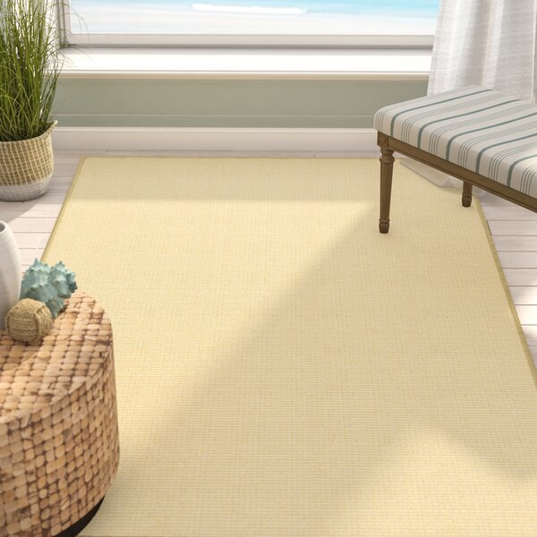 Waverly Ivory Area Rug by Rosecliff Heights