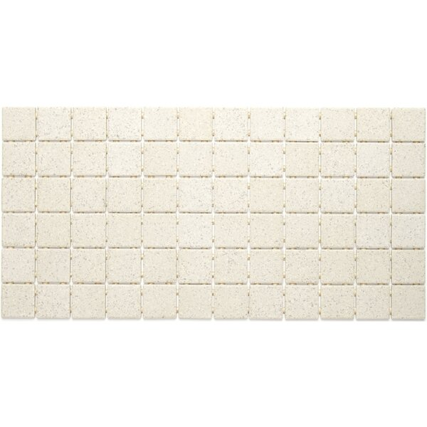 Dalton 12 x 24 Porcelain Mosaic Tile in Marble by Itona Tile