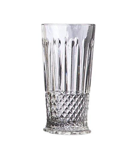 Harwich 10 oz. Crystal Highball Glass (Set of 6) by Three Posts
