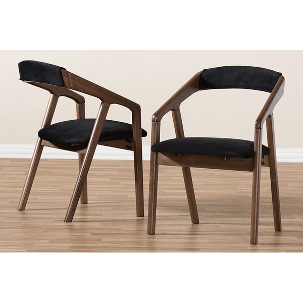 Sepulveda Upholstered Dining Chair (Set of 2) by Ivy Bronx