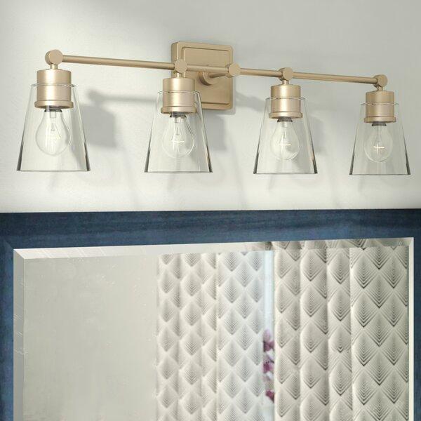 Three Posts Gallego 4 Light Vanity Light Amp Reviews Wayfair