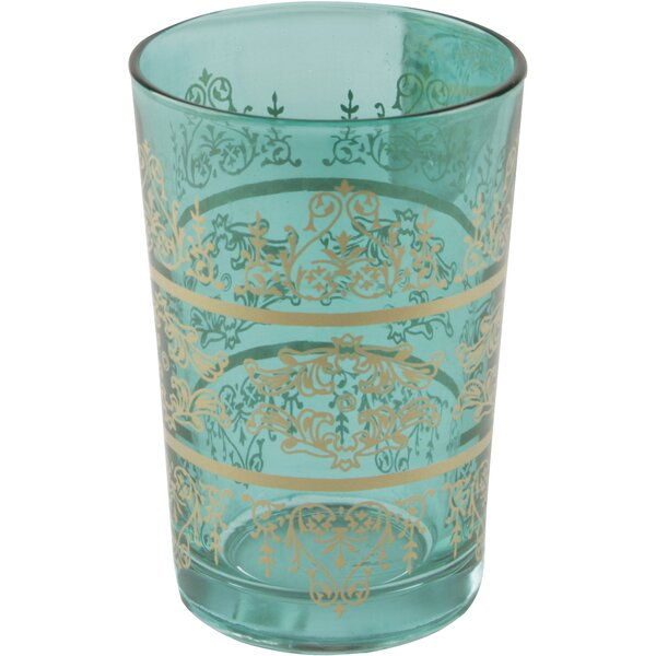 Moroccan Tunis Glasses (Set of 6) by Casablanca Market