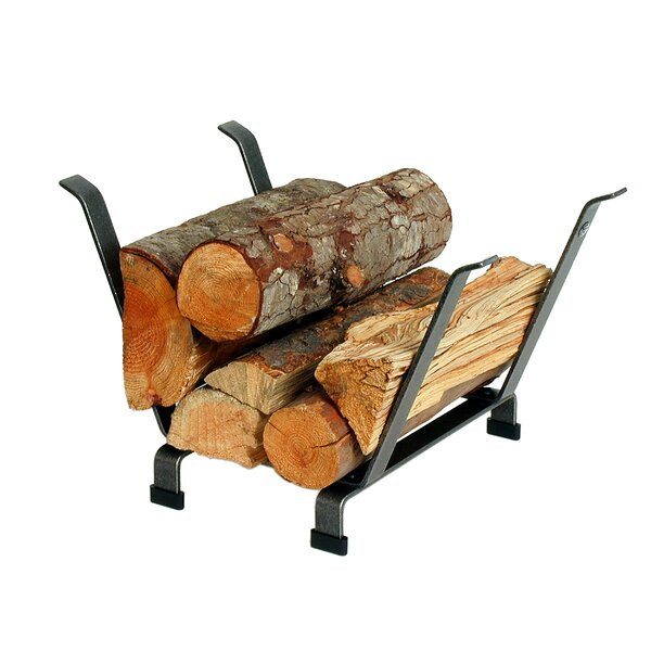 USA Handcrafted Country Home Log Rack by Enclume