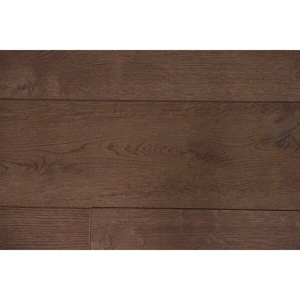 Buckingham 7-1/2 Engineered Oak Hardwood Flooring in Mocha by Branton Flooring Collection