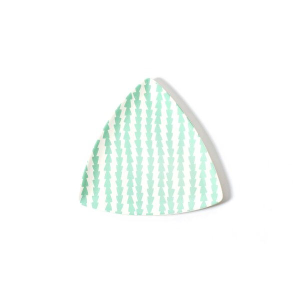 Dart Triangle Platter by Coton Colors