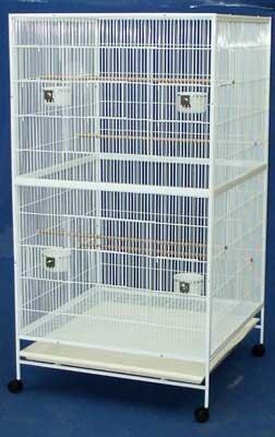 Flat Top Bird Aviary by YML
