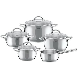 Nobile 9-Piece Cookware Set