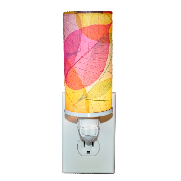 Cylinder Night Light by Eangee Home Design