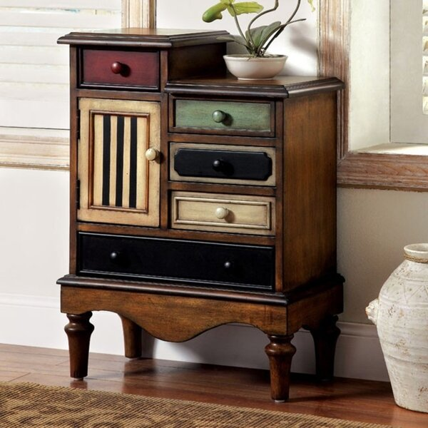 Byromville 5 Drawer Accent Chest by August Grove