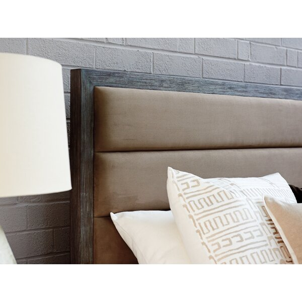 Santana Gramercy Upholstered Panel Headboard by Lexington