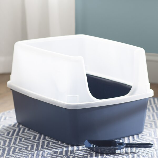 Holgate Standard Litter Box with Scoop by Archie & Oscar