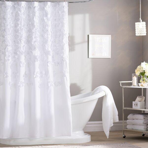 Farmhouse Shower Curtains   Wayfair