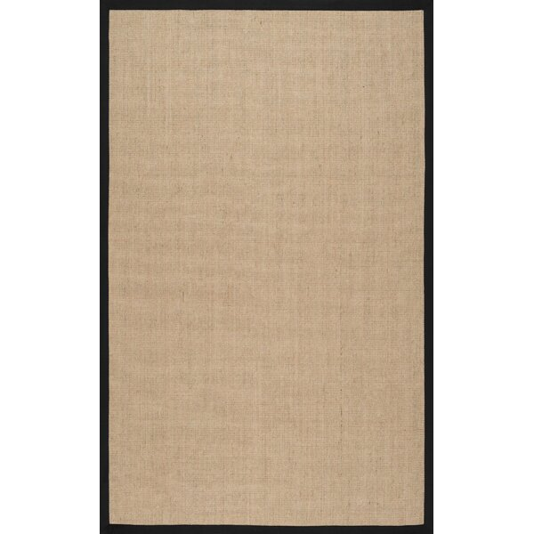 Alhambra Sand Area Rug by Highland Dunes