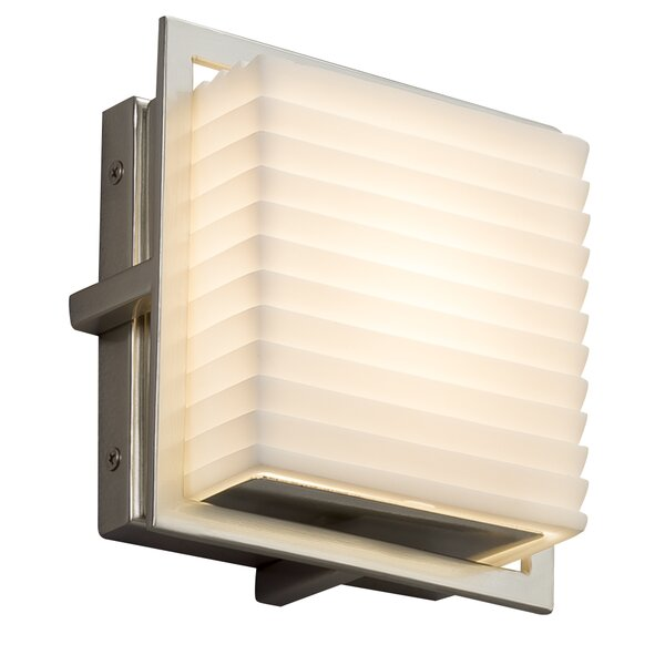 Salaam Outdoor Flush Mount by World Menagerie