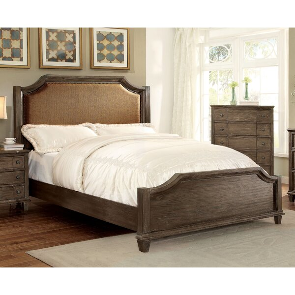 New Arlington Upholstered Standard Bed By Gracie Oaks Great Reviews