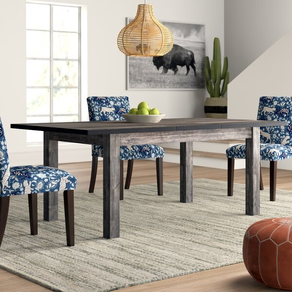 #1 Katarina Extendable Dining Table By Mistana Great Reviews