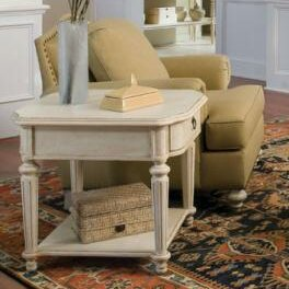Daniella End Table by Lark Manor
