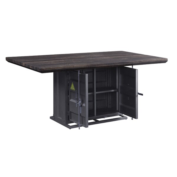 Medau Dining Table by Breakwater Bay Breakwater Bay