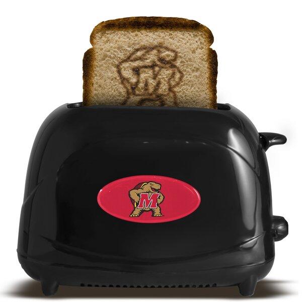 NCAA UToast 2-Slice Toaster Elite by Pangea Brands