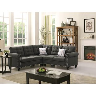 Altheimer Sectional by Charlton Home