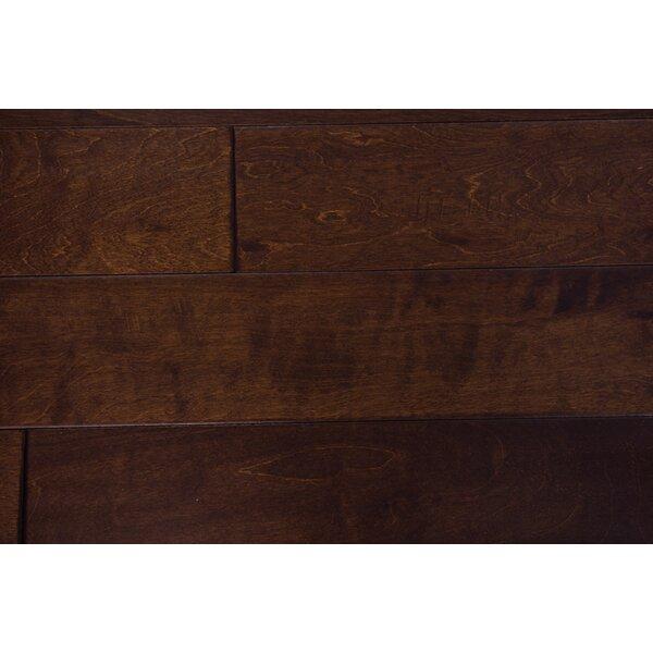 Helsinki 5 Engineered Birch Hardwood Flooring in Anise by Branton Flooring Collection
