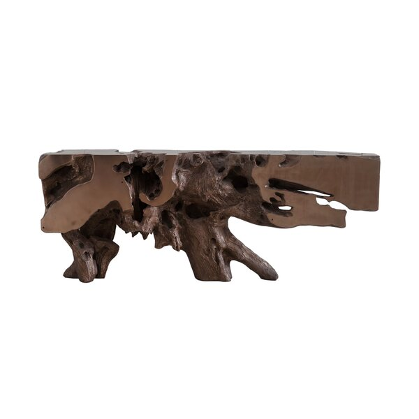 Phillips Collection Brown Console Tables