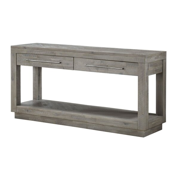 Mayview 2 Drawer And Bottom Shelf Console Table By Brayden Studio