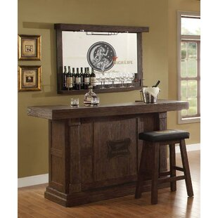 Miller High Life 30 Bar Stool (Set of 2) by ECI Furniture