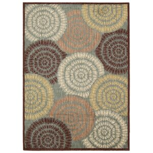 Junaid Brown Area Rug