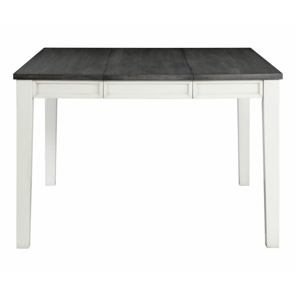 Reichard Counter Height Extendable Dining Table by August Grove