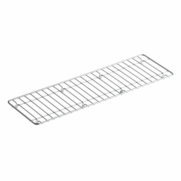 Undertone Stainless Steel Sink Rack, 25-3/16 x 7-11/16 by Kohler