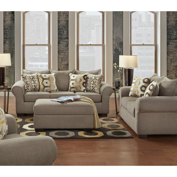1 Mimms 3 Piece Living Room Set By Charlton Home No Copoun ...
