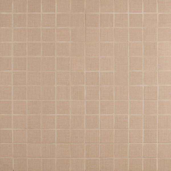 Loft 2 x 2 Porcelain Mosaic Tile in Beige by MSI