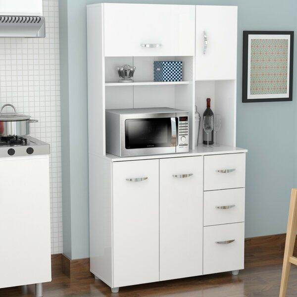 Blanken 66 Kitchen Pantry by Latitude Run
