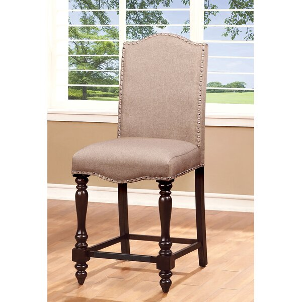 Hiram Upholstered Dining Chair (Set of 2) by Alcott Hill