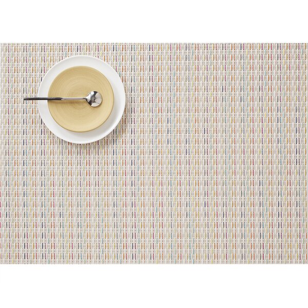 Wicker Rectangle Placemat by Chilewich