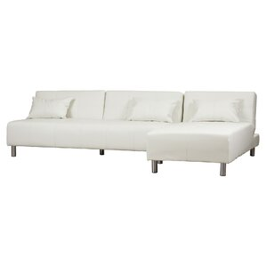 Ricardo Reversible Sleeper Sectional  sc 1 st  AllModern : extra deep sectional sofa - Sectionals, Sofas & Couches